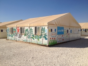 School in Zaatari
