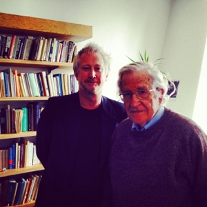 Noam Chomsky & Graham Brown-Martin