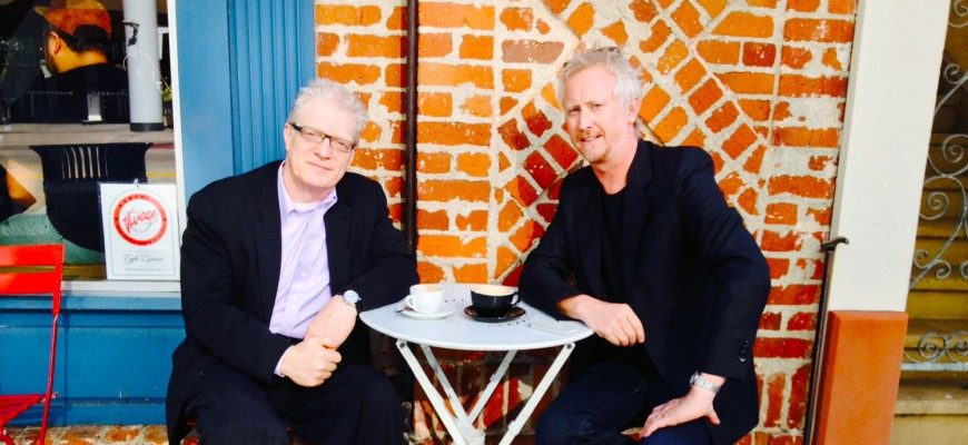 Sir Ken Robinson & Graham Brown-Martin